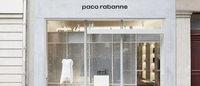 新生「パコ・ラバンヌ」、パリのカンボン通りに路面店オープン