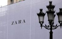 Inditex inicia hoy el pago por móvil en todas sus tiendas en España