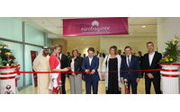 Eurofragance inaugure son centre créatif de Dubaï