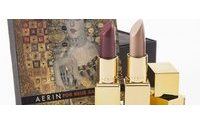 Aerin teams up with Neue Galerie on exclusive lipstick launch