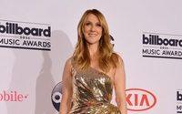 Céline Dion lancera à l'automne une collection d'accessoires