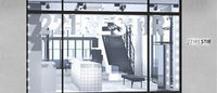 東日本初の「221リステア」、原宿の新商業施設に4月オープン