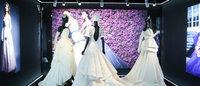 Diorの世界を巡るエキシビション「エスプリ ディオール」館内公開