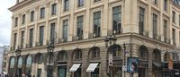 A Louis Vuitton flagship next to the Place Vendôme?