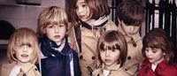 Kids' fashion for fall 2015 draws inspiration from the circus, retro glamour and rock
