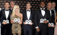 GQ Awards: Dries van Noten und Donatella Versace in Berlin ausgezeichnet