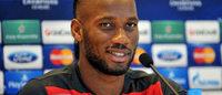 Hom conclut son nouveau partenariat avec Didier Drogba