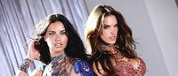 Victoria's Secret 'Angels' strut in London for first time