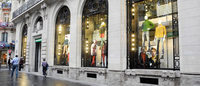 Benetton cede il suo megastore parigino