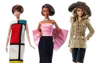 Barbie s'habille en Yves Saint Laurent