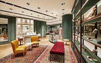 Gucci открыл женский бутик в Галереях «Времена Года»