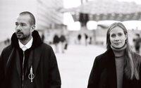 Lucie and Luke Meier take charge of design at Jil Sander
