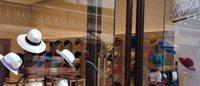 Borsalino ouvre une boutique à Cannes