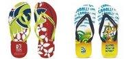 Amazonas Sandals desfila na França