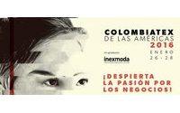 Colombiatex confirma asistencia internacional