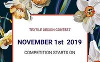 Прием заявок на конкурс Textile Design Talents 2020 стартует 1 ноября