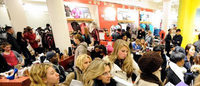 UK sees deepest decline in footfall since February 2014