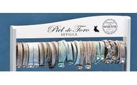 Piel de Toro lanza prendas y pulseras embellecidas con cristales de Swarovski
