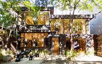 Maison Kitsuné installe boutique et café à Séoul