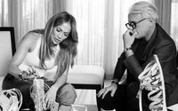 Jennifer Lopez's shoe collection to debut this month
