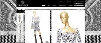 Versace makes a big entrance into e-commerce