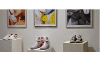 Ginnika: in mostra a Roma oltre 1500 paia di sneaker da collezione