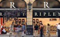 Los ingresos de Ripley aumentan un 5,2% en el segundo trimestre de 2018