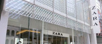 Zara cierra una apertura en India y bate el récord de alquiler en la zona