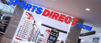 Sports Direct multiplie les tests retail