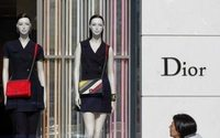 Dior, in UK for cruise line, says new designer 'work in progress'