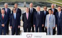 Le G7 s'accorde sur la nécessité d'une imposition minimale des sociétés