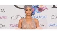 Rihanna recebe prémio de ícone 'fashion' mais importante do ano