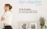 Don Algodón inaugura en Alicante su primera tienda 'Home' de España