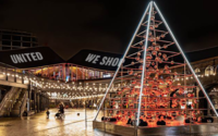 King's Cross retailers launch pre-Christmas 'United We Shop' campaign
