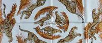 Hermès 新年推出动物主题餐具系列,疑似中国风,但其实…