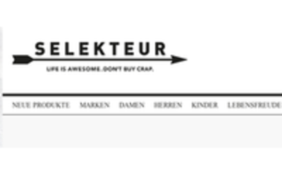 Selekteur er ffnet concept store in d sseldorf news for Freelancer jobs dusseldorf
