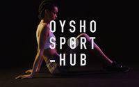 Oysho lanza el nuevo concepto de gimnasio pop-up Oysho Sport Hub