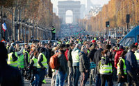'Yellow vest' demonstrations cost France billions of euros
