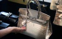 Un bolso de Hermés bate récord de venta en una subasta en Hong Kong