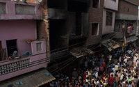 Inde : un incendie dans un atelier textile fait 13 morts