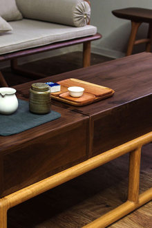 A Taste Of China Design Around The Table  Ming Series Tea Table