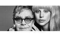 Lady Gaga y Elton John crean una línea de moda solidaria