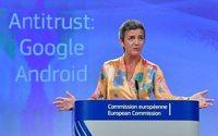 Google fait appel de l'amende record pour Android