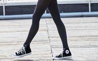 Calzedonia lancia un collant adatto all'utilizzo con le sneakers per il mercato francese