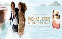 Lily Aldridge, égérie de la nouvelle fragrance de Michael Kors