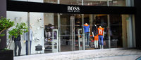 Hugo Boss fined £1.2 million over a boy's death by an unsecured mirror