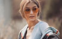 Джиджи Хадид создала капсульную коллекцию для Vogue Eyewear