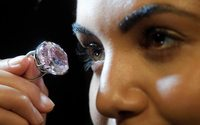 For world's super-rich, a pink diamond is forever