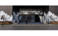 Liberty Fairs and New York Men's Day partner for installation