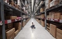 Online shift in focus as London retail park converts to warehousing
